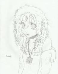 Original Character 5 by Yuveeh