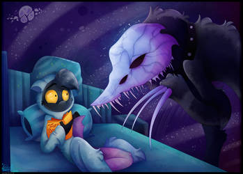 Sweet Nightmares by Roxalew