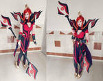 Magma Lux - League of Legends by Zelda74