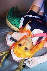 Miss Kobayashi's Dragon Maid! by AliChaiCosplay