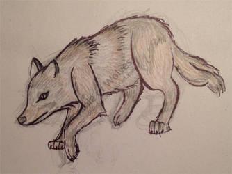Wolf by EnsembleofWolves
