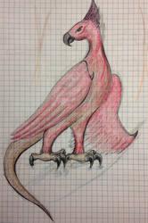 Blood Bird by EnsembleofWolves