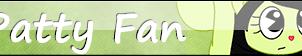 Patty Fan Button by Xtianzarts