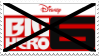 Anti Big Hero 6 Stamp by ToonEGuy