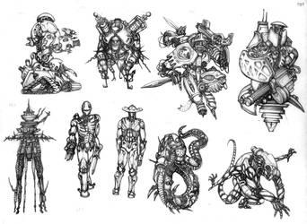 Robots by Rodrigo-Vega