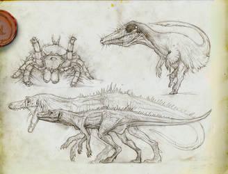 Prehistoric by Rodrigo-Vega