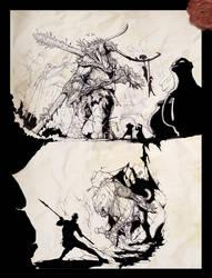 Heroes of Newerth by Rodrigo-Vega