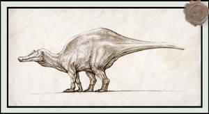 Spinosaurus Wacky Theories by Rodrigo-Vega