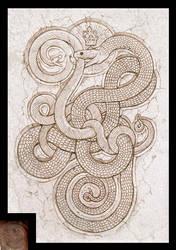 The Real Serpent by Rodrigo-Vega