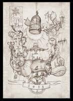 Prophecies I by Rodrigo-Vega
