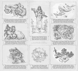 Snakes and Assassins by Rodrigo-Vega