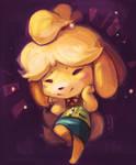 Isabelle! by Delano-Laramie