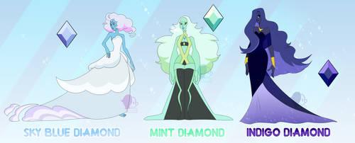 SU Diamonds OTA CLOSED by Seopai