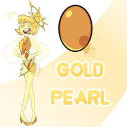 SU OC - Gold Pearl by Seopai