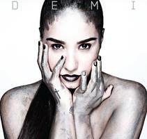 Demi Lovato's New Album Cover by annie2377