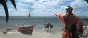Pirates by Sebastien-Ecosse