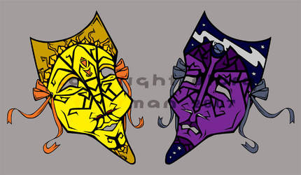 +Masks+ by anthropophagite