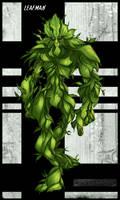 leafman by osnaya