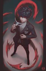 The Phantom. by kaerru