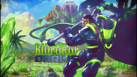 Bioforge Darius by SoMini
