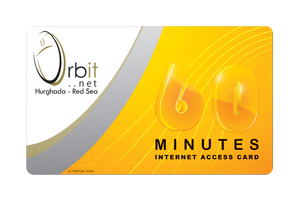 Orbit Access Card - 60 minutes by Mohager