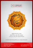 X.Treme Ramadan Karem 30 by Mohager