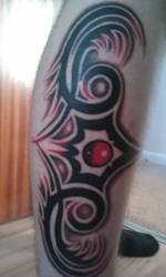Tattoo Number 1 by alloymental