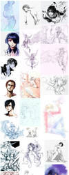 Doodles 4 by NuX