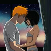 Night with you by Samedzi