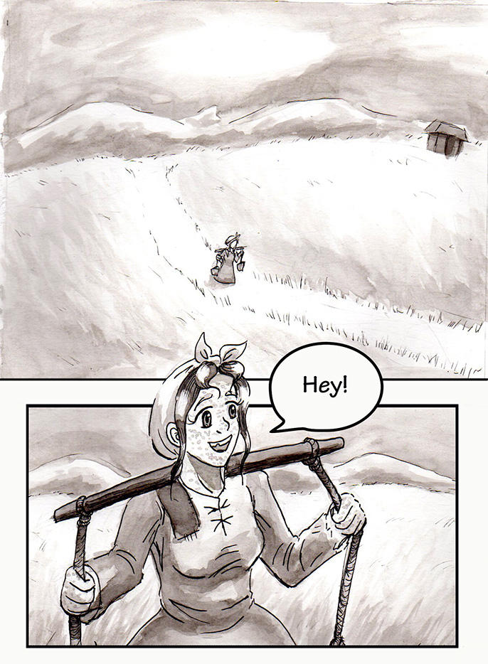 Wings of the Abandoned Ch1 PG1 by duckgobananas