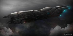 Oblivion- Concept art. by Azlaar