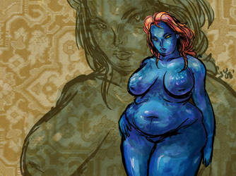 More of Mystique by TheAmericanDream