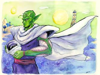 I Love You Mr Piccolo by TheAmericanDream