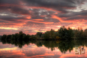 October sky by TomEcho