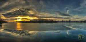 January sky part I by TomEcho