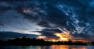 June sky by TomEcho