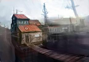a house by kinnas