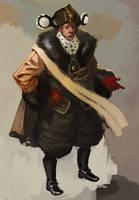 The queen's consort. by kinnas