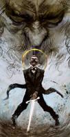 Friedrich The Godslayer by kinnas
