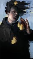 Chicks by kinnas
