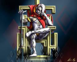 Ghirahim's Throne by BrianPaulRay