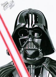 Darth Vader, feito em 01/06/2016 presente do Lelo by TIAGO-FERNANDES