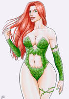 POISON IVY by TIAGO-FERNANDES