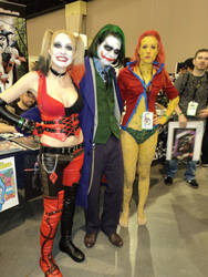 Arkham Madness by Sith1138
