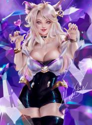Ahri K/DA - League of Legends by NEETbi