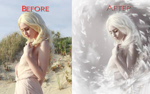 Before After 40 by FP-Digital-Art