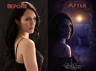 Before After 51 by FP-Digital-Art