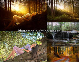 Free Photomanipulation Tutorial 004 by FP-Digital-Art