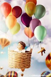 Up In The Sky by FP-Digital-Art