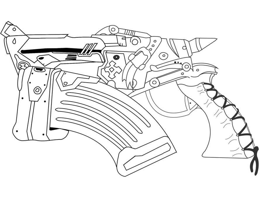 Hk P30 Schematic